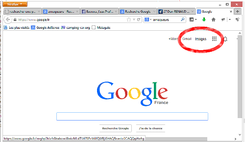 Rechercher Une Photo Avec Google